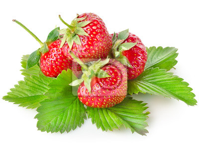 Tas de fraises