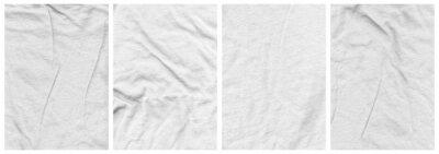 Sticker Tee Shirt Texture Pack Ringspun wrinkled fabric