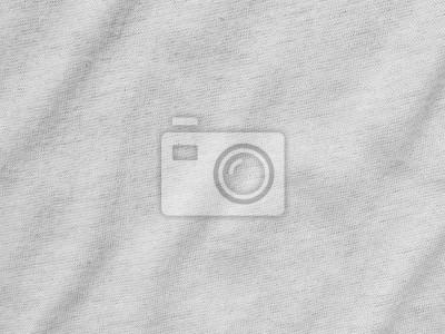 Sticker Texture de tissu en tissu blanc