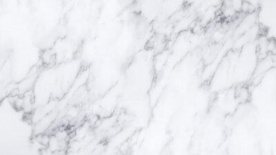 Sticker Texture et fond de marbre blanc.