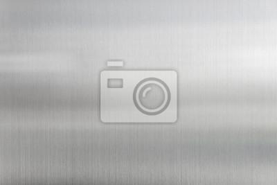 Sticker Texture, métal, fond, brossé, acier, plaque