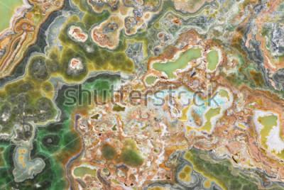 Sticker Texture onyx naturelle ou texture en marbre pour motif de fond haute résolution