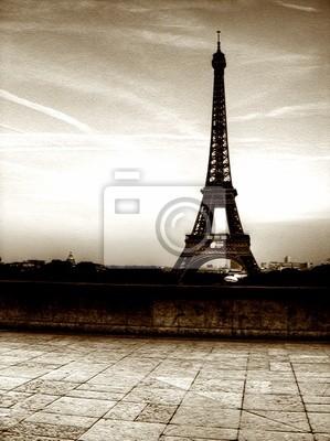 Tour de l'Eifel (Paris) - Old style