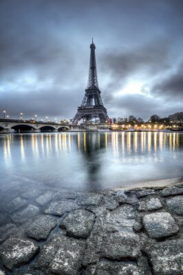 Sticker Tour Eiffel - Paris - France