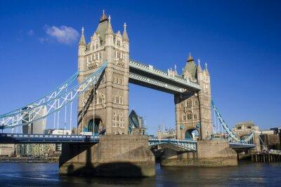 Sticker Tower Bridge Vue sud-est