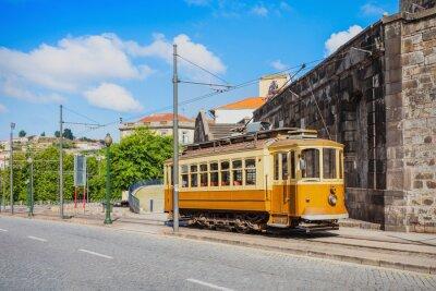 Sticker Tram historique, Porto