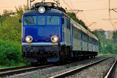 Sticker transport ferroviaire