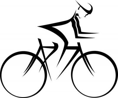 Sticker Vélos Racer Accent