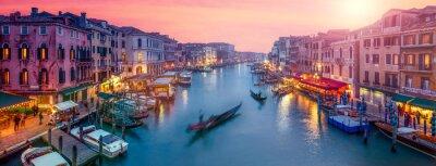 Sticker Venise panorama