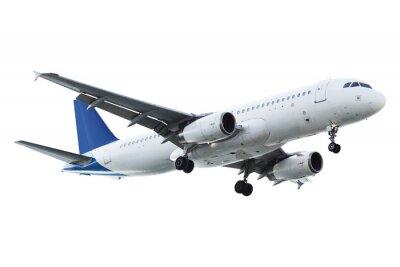 Sticker Véritable avion à réaction