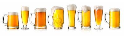 Sticker verre de bière