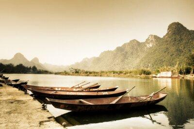 Vietnam - Suoi rivière Yen