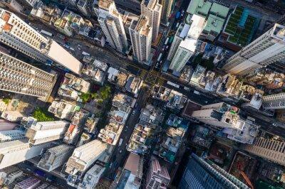 Sticker Ville de Hong Kong
