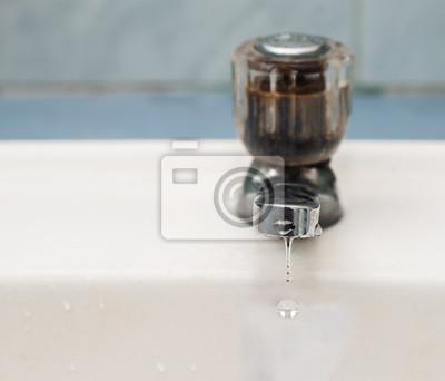 Water Drop De eau du robinet