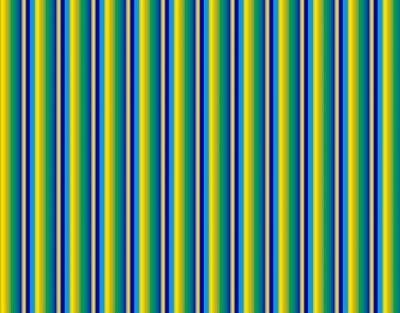 Sticker Абстрактный разноцветный фон с полосами.