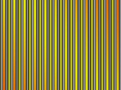 Sticker Абстрактный желтый фон с полосами.