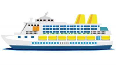 Sticker 大型 客船
